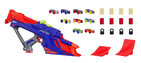 Nerf Nitro Motofury Rapid Rally Review