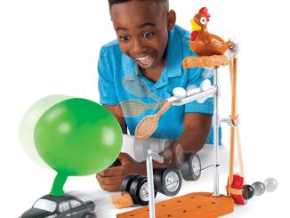 Rube Goldberg The Speeding Car Challenge Review