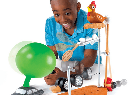 Rube Goldberg The Speeding Car Challenge Review