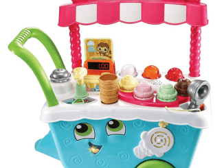 Scoop & Learn Ice Cream Cart Review