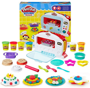 play doh magical oven review