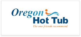 Oregon Hot Tub Company New Logo