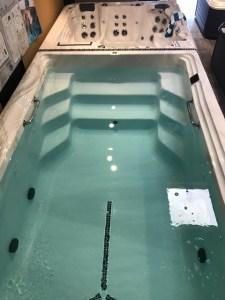 dual zone swim spa