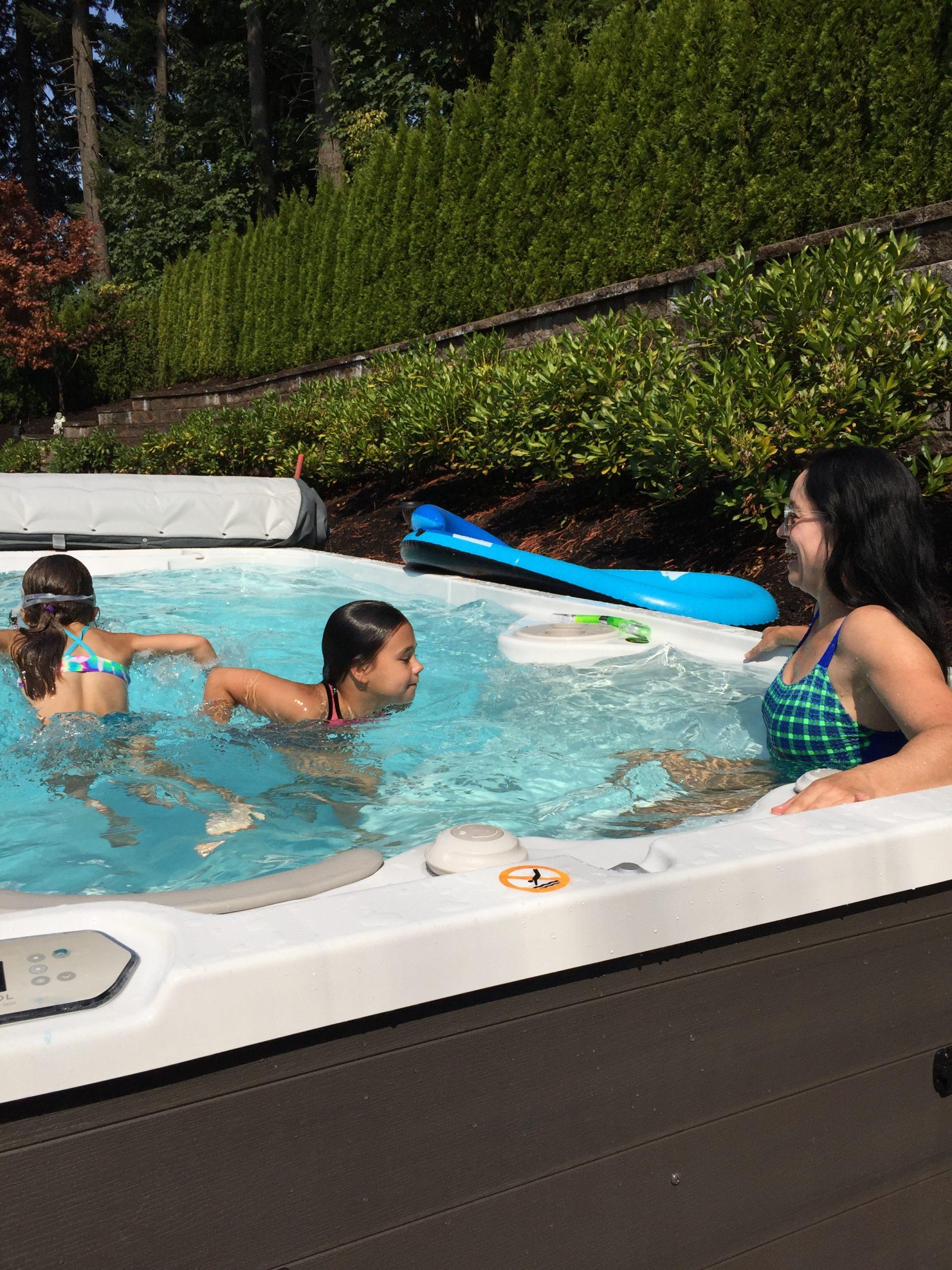 Hydrospa swimspa 16′