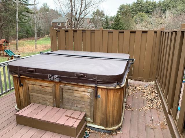 Artic Spa Summit Legend Select Hot Tub