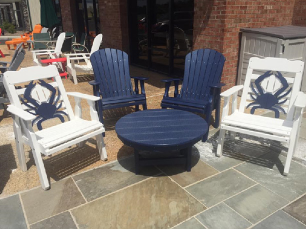 patio furniture hot tubs in maryland