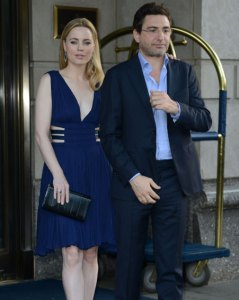 Melissa George is expecting her second child | OK! Magazine