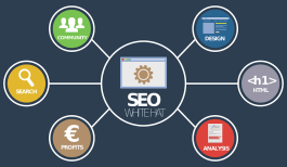 putting the right things that relate on your site will give you good search engine results