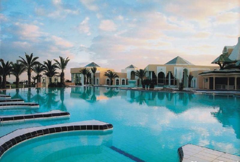 Тури в апреле в Тунис отель1