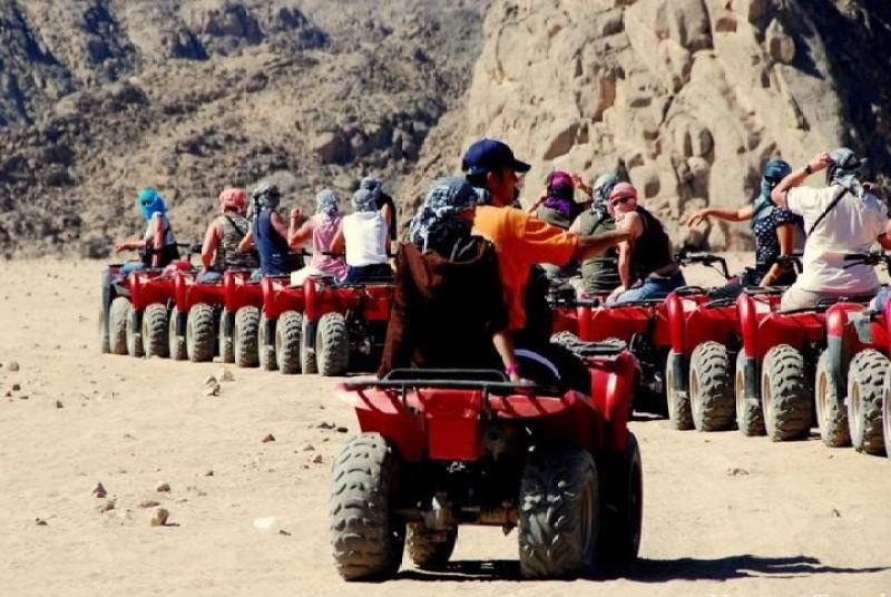 Туры в Египет апрель квадроциклы