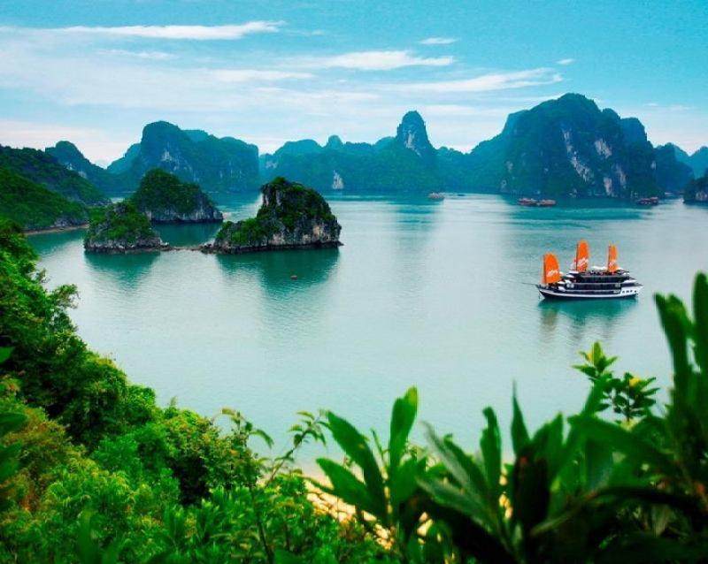 Отдых во Вьетнаме в июне природа