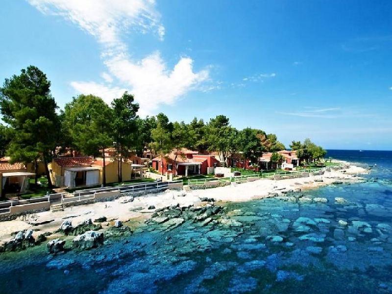 Отдых в Хорватии в августе пляж1