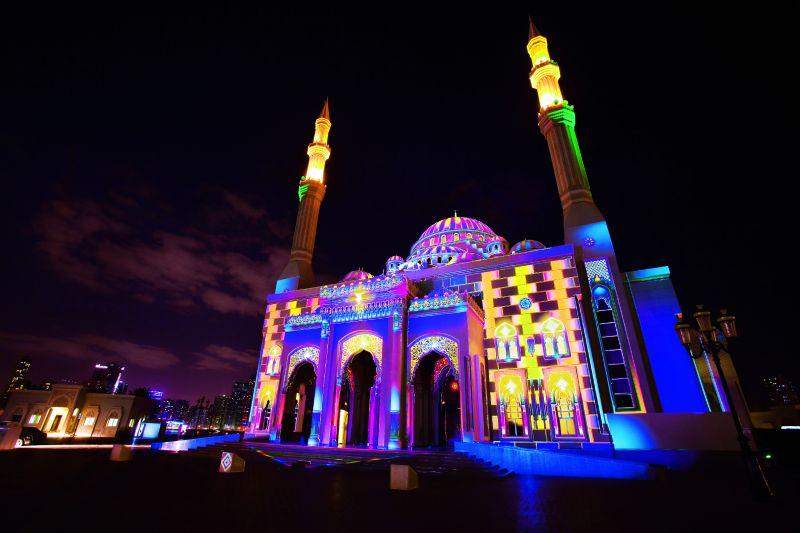 Туры из Житомира в Эмираты в феврале Фестиваль-Света-в-Шардже