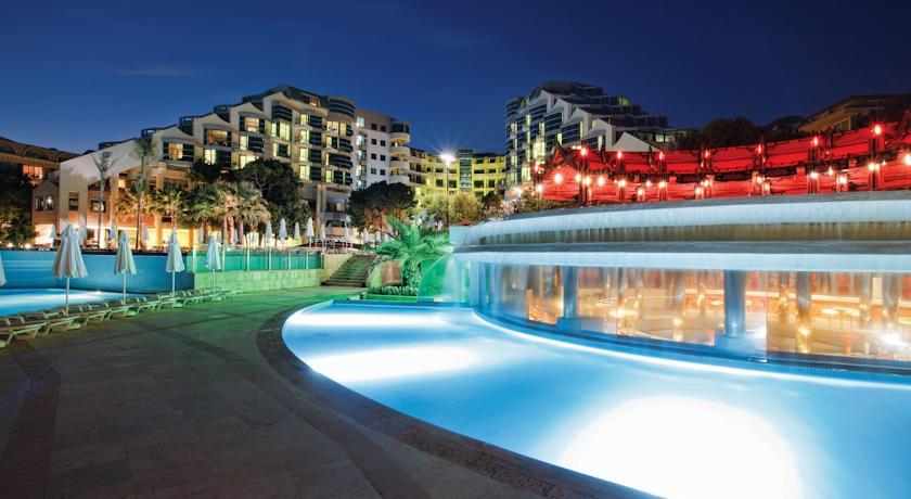 туры из Житомира в отель Cornelia De Luxe Resort