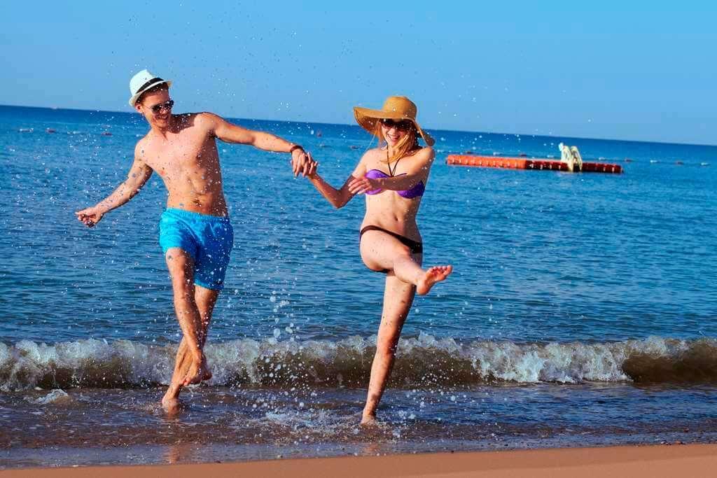Maritim Pine Beach, или как найти правильный пляж