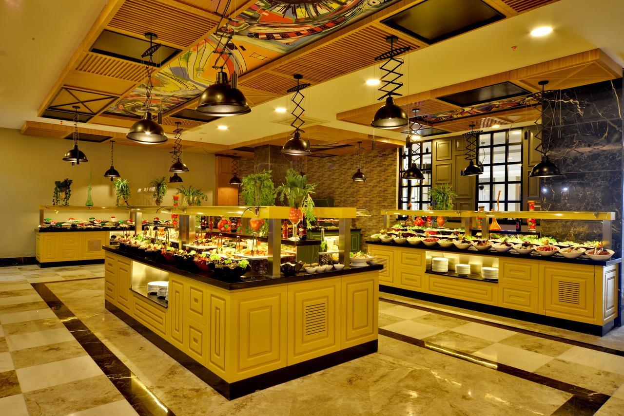 Фото нового отеля в Сиде, Турция Side Valentine Resort & Spa 5*, кухня