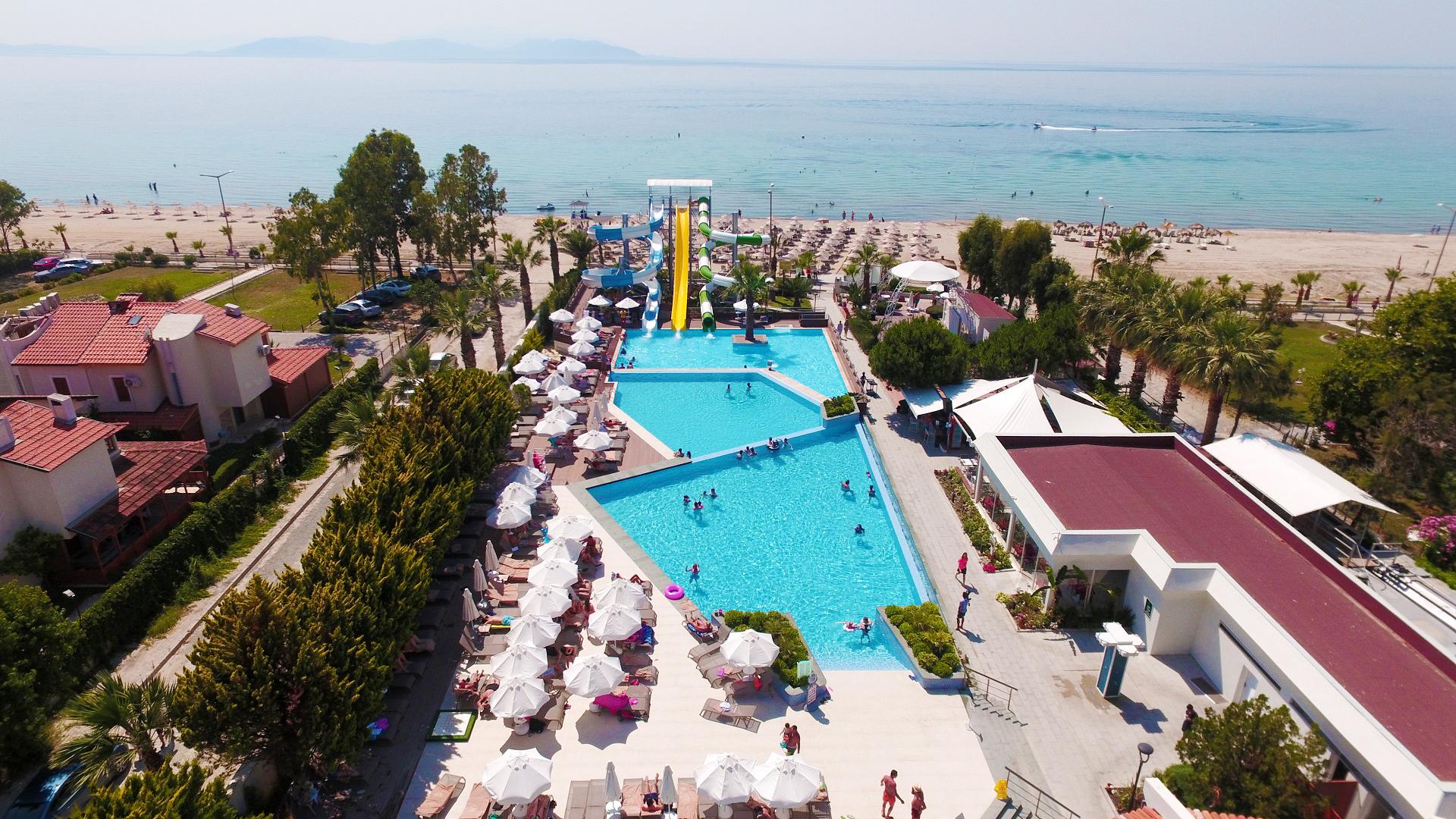 фото нового отеля Flora Garden Ephesus 5*, Турция, аквазона