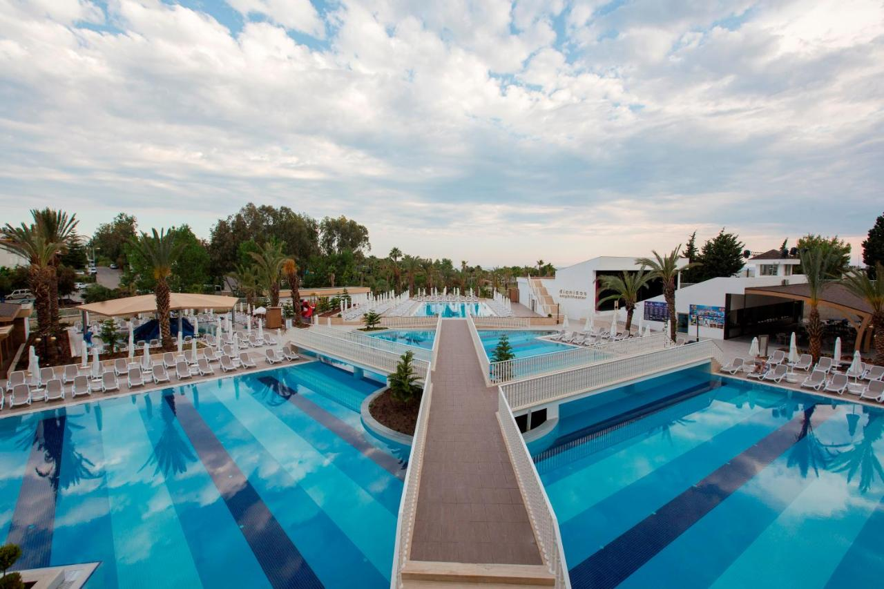 Фото отеля Kirman Sidemarin Beach & Spa 5*, Сиде, Турция