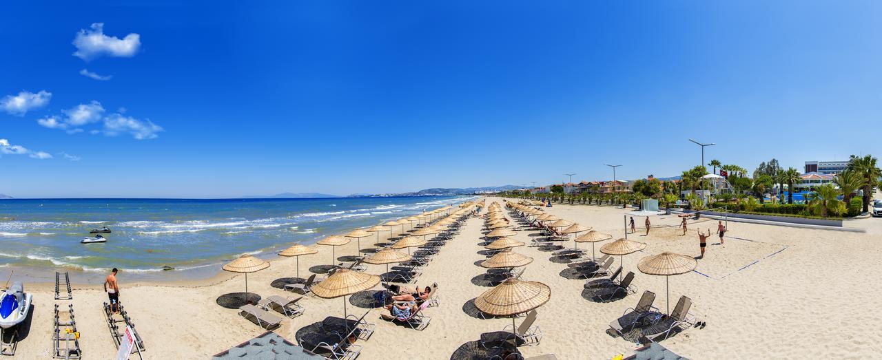 фото нового отеля Flora Garden Ephesus 5*, Турция, море и пляж