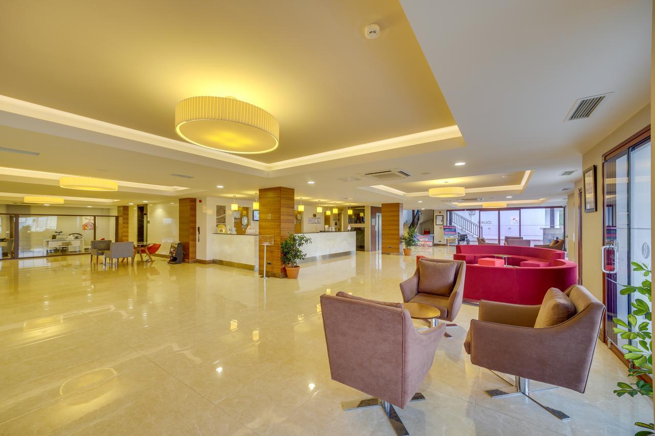 Фото нового отеля в Турции Akbuk Ada Resort Hotel 5*, дизайн