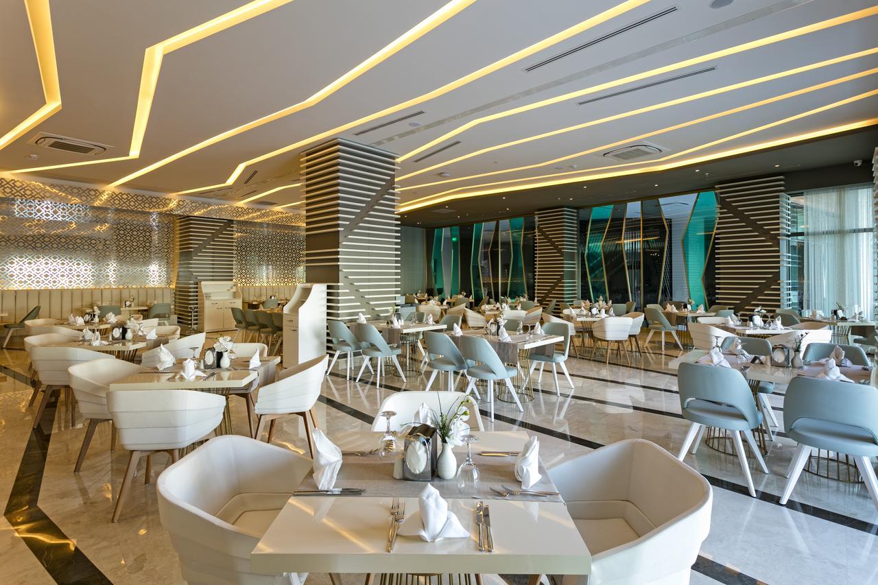 Фото нового отеля Турции Wind of Lara Hotel & Spa 5* питание