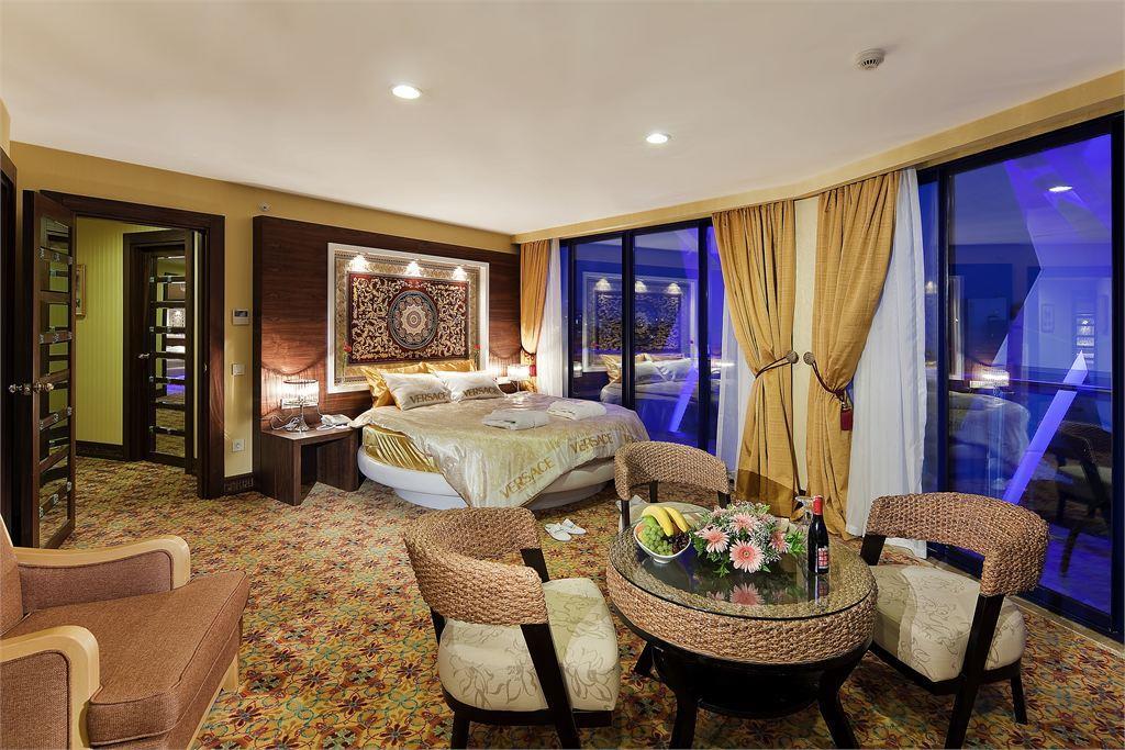 Фото нового отеля Турции Granada Palace Resort Spa 5* номера
