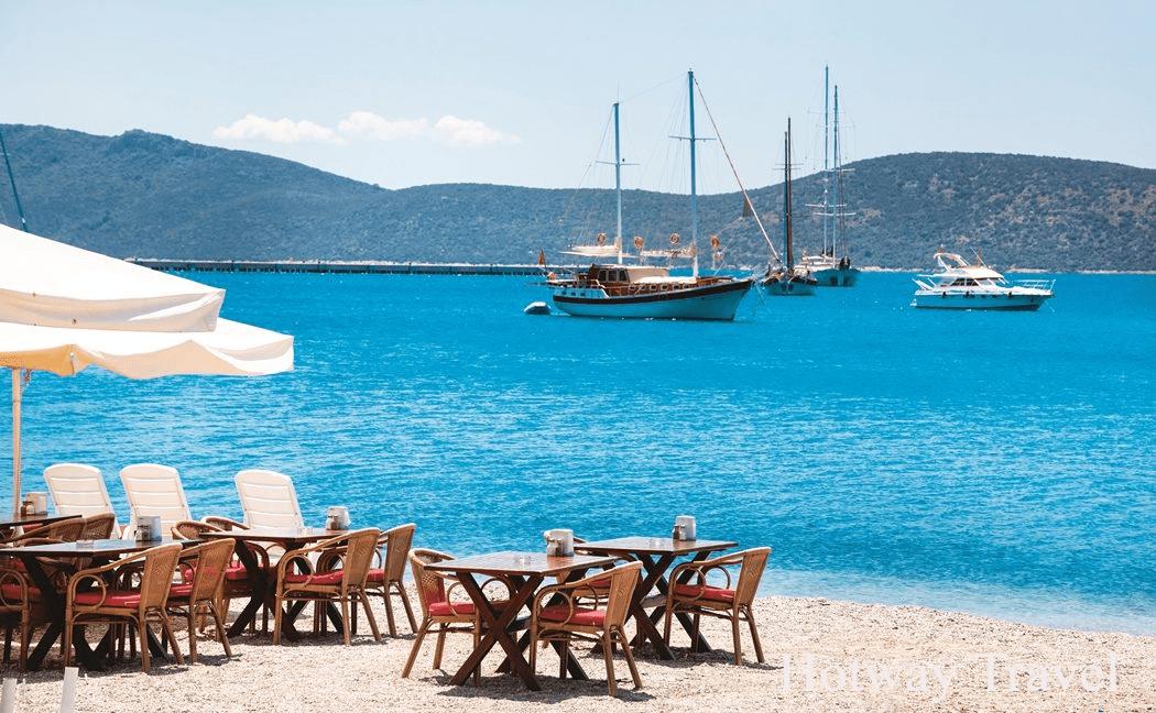 отдых в Турции в октябре 2018
