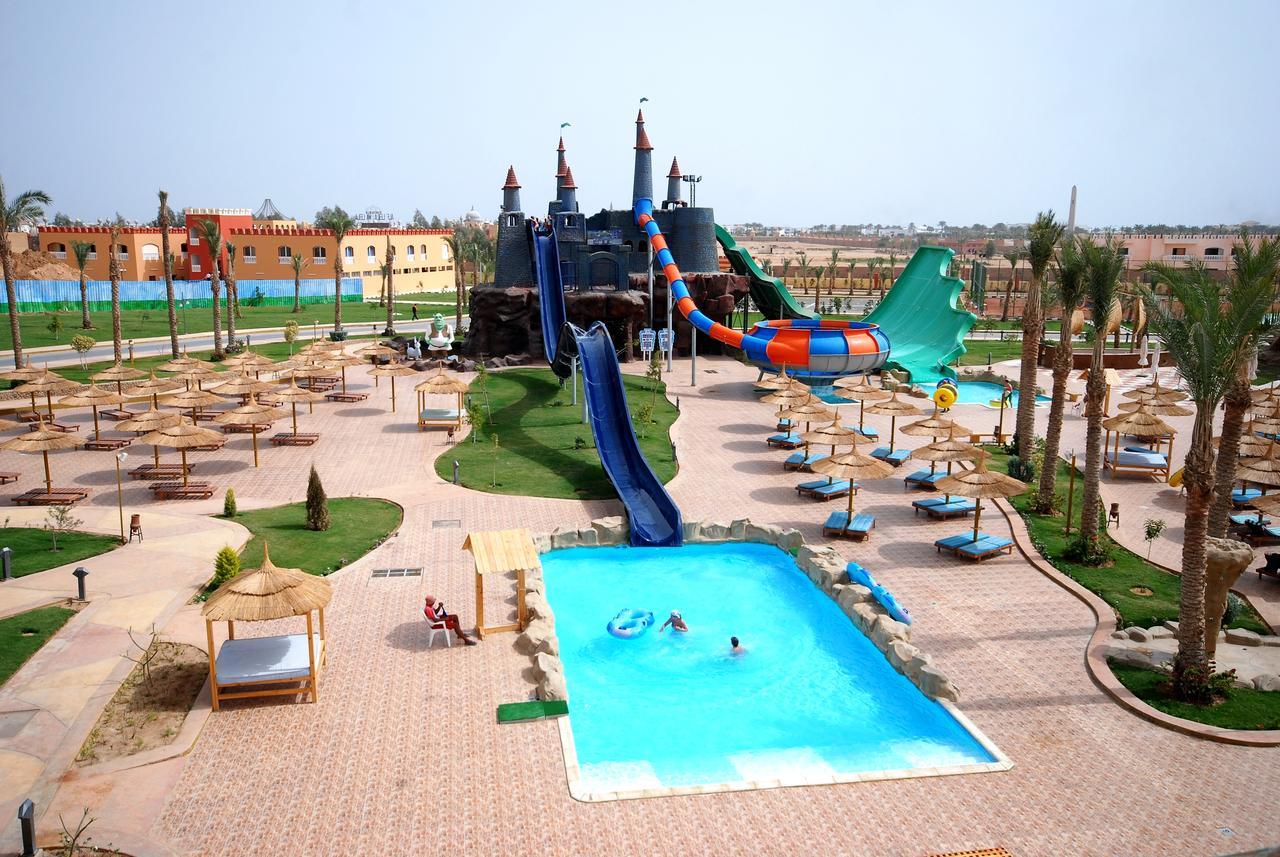 Фото отелей Египта Albatros Aqua Blu Sharm 4* аквазона