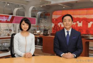竹内由恵、スーパーJチャンネル