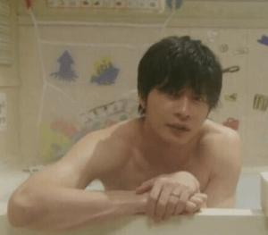 田中圭、筋肉