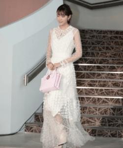 桐谷美玲、結婚式、披露宴
