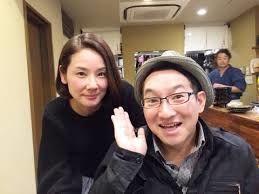 吉田羊と春風亭翔太のツーショット