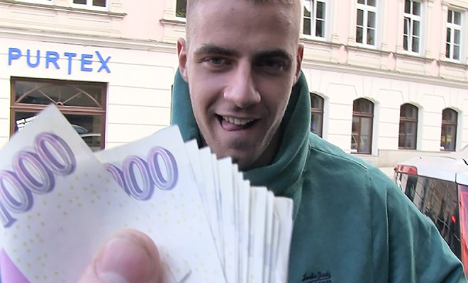 CzechHunter 152 - Young Straight Hunk
