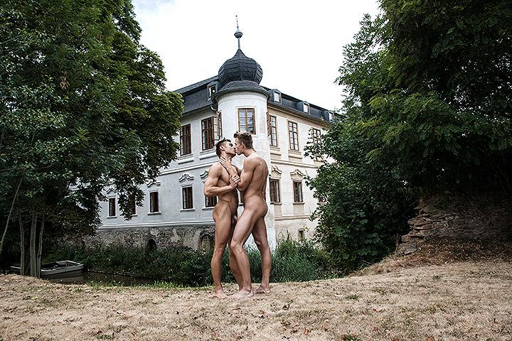 Nils Tatum & Torsten Ullman by Rick Day