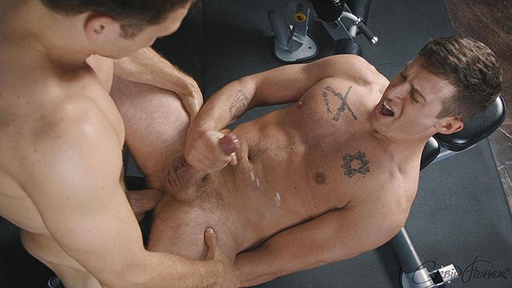 Max & Barron Gym Fuck