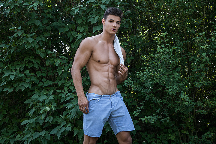 Andrei Karenin Art Collection by Rick Day