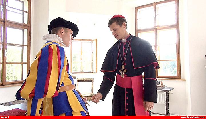Monsignor Fellatione