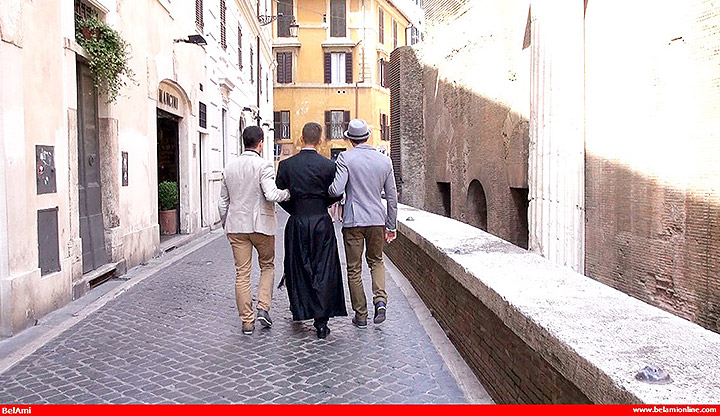 Scandal In The Vatican 2 – Scene 3