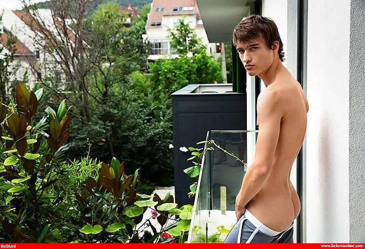 Model Of The Week: Kieran Benning