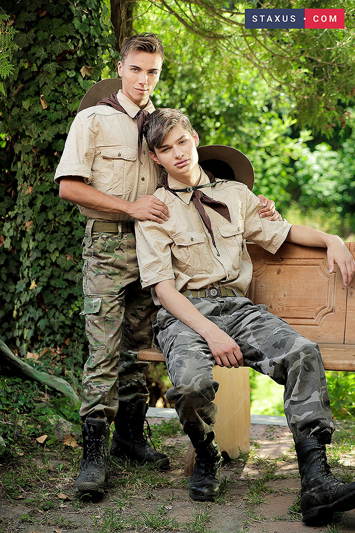 Staxus: Boy Scouting Fuckers - Scene 04