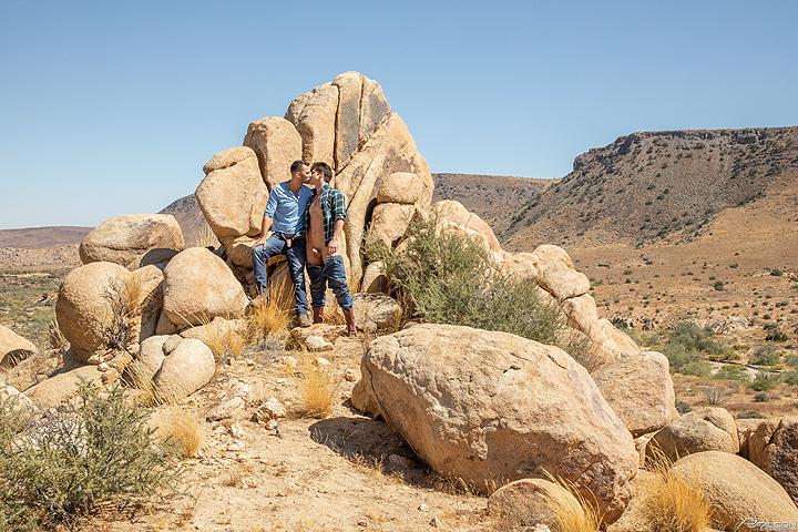 FalconStudios: Bareback Ranch - Scene 01