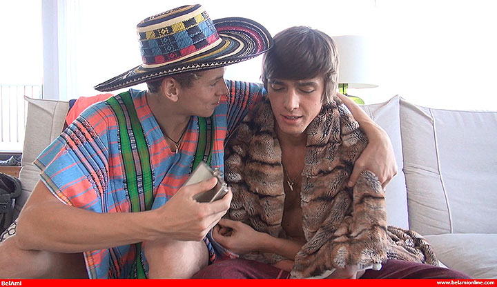 Colombian Tapas - Part 01: Helmut Feels Sick