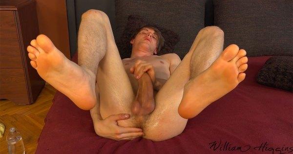 WilliamHiggins: Erik Nevar Erotic Solo