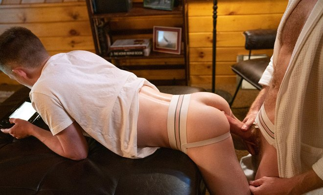GayCest: Doctor's Son – Tape #9 – My Boy's Beautiful Butt