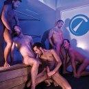 LucasEntertainment: Boiler Berlin Bareback Orgy