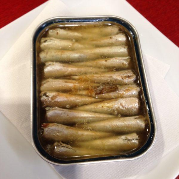 竹中缶詰オイルサーディン