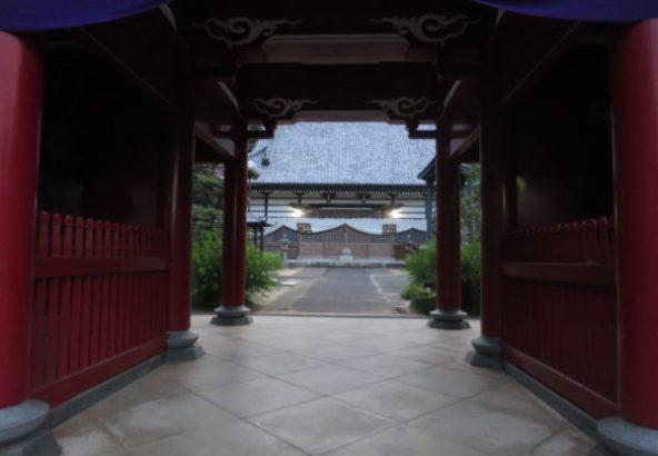 曹洞宗 松渓山智源寺