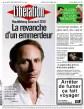 Houellebecq Goncourt 2010, une de Libération du 9 novembre.