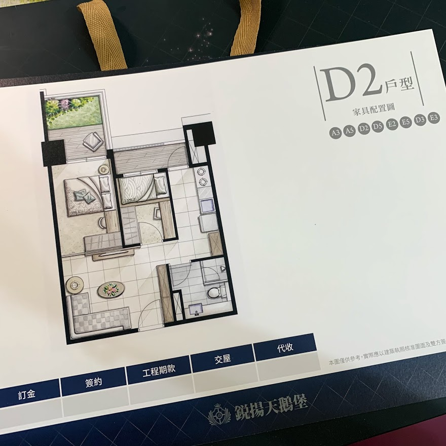 D2平面圖