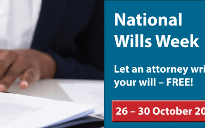 National Wills Week 2020